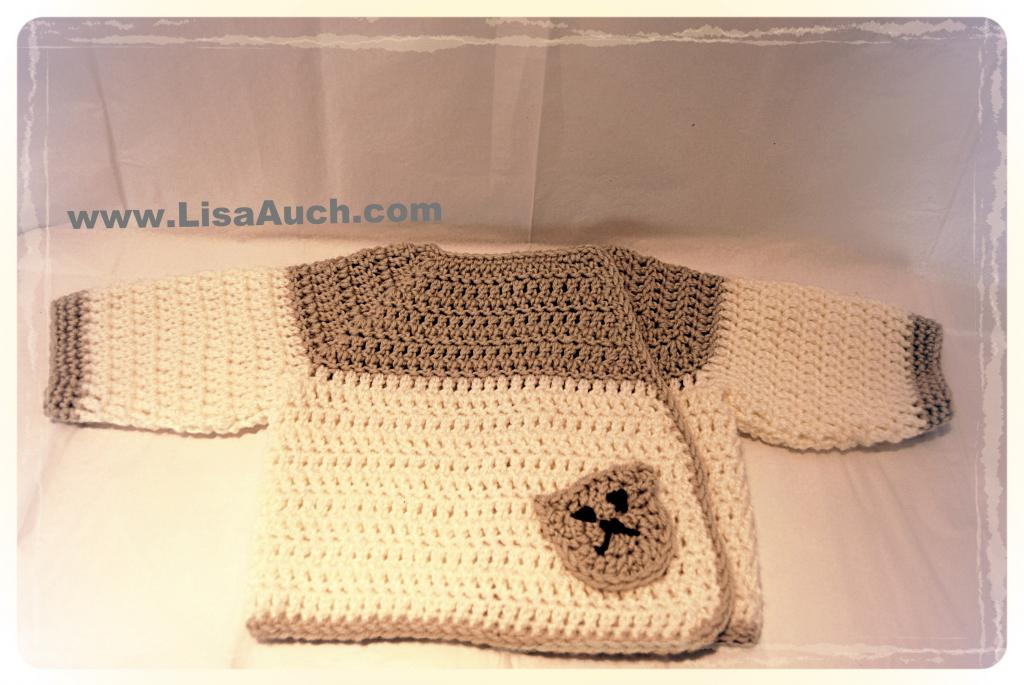 Baby Crochet Patterns Ideal for Beginners – LisaAuch.com